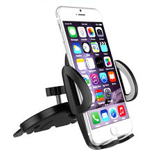 New 360° Universal CD Slot Dash Mount Holder Car Dock For Mobile Smart Phone GPS