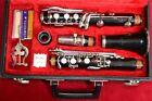"""Rare clarinette à plateaux LEBLANC """"Normandy 140 P"""" en sib."""