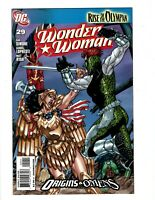 12 Wonder Woman DC Comics # 29 30 31 32 33 36 37 39 42 43 600 601 Prince J432