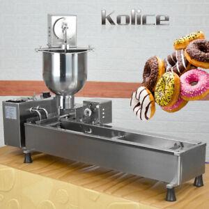 Kolice Commercial Automatic Doughnut Maker, Donut Machine, Donuts Frying Machine