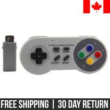 Wireless Controller For Super Nintendo SNES NES SFC Classic Edition Mini Console