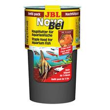 JBL NovoBel Recharge 135 g, principale Nourriture-flocons pour tous les poissons d'aquarium