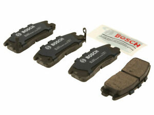 For 1995-2012 Mitsubishi Eclipse Brake Pad Set Rear Bosch 23566TQ 1996 1997 1998