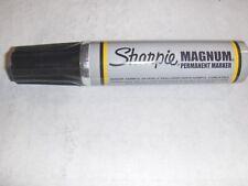 Sharpie magnum 44 permanent marker Black..  New Old stock. Vapor