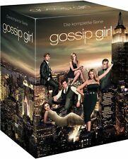 GOSSIP GIRL, Die komplette Serie (30 DVDs) NEU+OVP