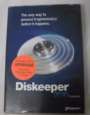 Software Diskeeper Professional Edition 2010 - Upgrade 1-Lic