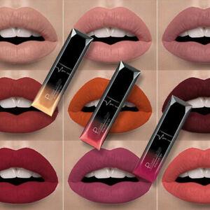 21 Colors Lipstick Matte Non-stick Cup Waterproof Long-lasting Lip Gloss