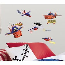 Roommates Rmk2074Scs Cars - Air Mater Peel And Stick Wall Decals