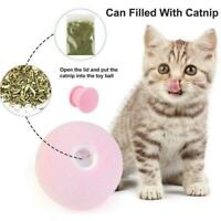 Cat Toys Ball Interactive Chirping Sounds Pet Squeaky Toy For Kitten S4H8