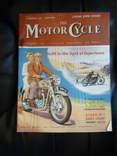 Motor Cycle Illustrated Motorcycles Magazines