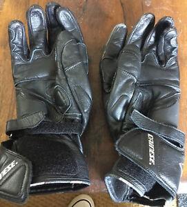 Dainese Carbon Motorbike Gloves,Size Xl