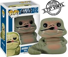 Star Wars Jabba The Hutt 22 Funko Pop! Vinyl Figure Brand New