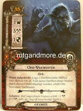 Lord of the Rings LCG  - 2x Ork-Verwüster  #073 - Begegnung am Amon Din