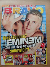 BRAVO 9/2003 EMINEM,Tatu,HIM,Good Charlotte,Blue,Robbie Williams,Shakira,Jay-Z