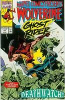 Marvel Comics Presents # 67 (Wolverine / Ghost Rider, Spiderman) (USA, 1990)