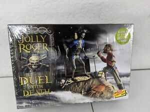 Lindberg Jolly Roger Series Duel with Death 1:12 Model Kit - NEW, SEALED