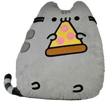 OFFICIAL Pusheen Cat Pizza Exclusive Pillow Bed Sofa Plush Cushion UK