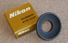 Nikon F F2 Rubber eyecup fr round finders FTn F2S F2SB F2AS F2T F2A Nikkormat F3