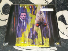 X-Files Nisei/ 731 Laserdisc LD Free Ship $30