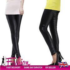 Unbranded Petite Wet look, Shiny Women's Leggings