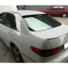 Unpainted For 2003-2005 HONDA ACCORD 2D Coupe-Rear Window Roof Spoiler