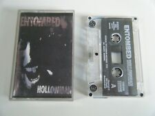 ENTOMBED HOLLOWMAN CASSETTE TAPE EARACHE CARRION POLAND 1994