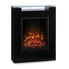 Cheminée électrique chauffage radiateur soufflant max 1800W - simulation flammes