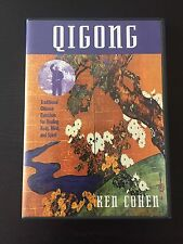 Qigong Traditional Chinese Exercises for Healing by Ken Cohen DVD w/booklet