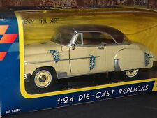 Motor Max 1950 Chevy Bel Air Hardtop NIB 1:24 Scale Diecast Model Classic Car