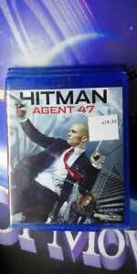 Hitman: Agent 47. Blu-ray *NUOVO