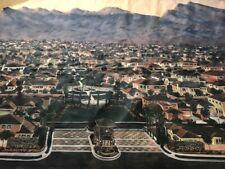 "canvas homes paintings  mounitains 10'.5"" x 6' summerlin las vegas"