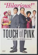 Touch of Pink (DVD, 2005, Canadian, Mongrel) Jim Mistry - RARE