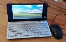 used Sony VAIO pcg-1Q1L laptop mini 8.9 inch slim ssd 120GB 1.6GHz 2GB RAM WIFI
