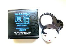 HARAJUKU LOVERS MUSIC 6 x 1,2g solid perfume / parfum solide
