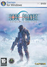 LOST PLANET Extreme Condition Capcom Shooter PC Game RF