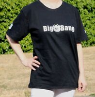 Big Bang Kpop T-shirt! High Quality! Double sided Picture! UK seller!