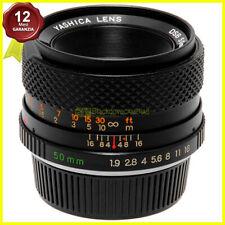 Obiettivo Yashica DSB 50mm f1,9 per fotocamere reflex a pellicola Contax/Yashica