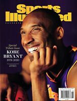 Sports Illustrated Kobe Bryant 1978-2020 Special Issue Los Angeles Lakers MAMBA