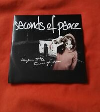 """SECONDS OF PEACE - Hanging To The Tunes Of Doom / 7"""" Vinyl Single"""