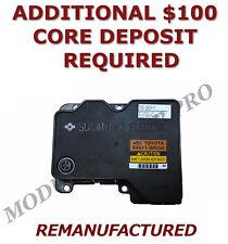 REMAN 2004 2005 2006 Toyota Sienna ABS Pump Control Module EBCM >EXCHANGE<