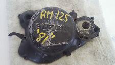 Suzuki RM125 Clutch Cover 1981 81 RM 125