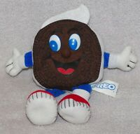 OREO COOKIE BEAN BAG CHARACTER COLLECTIBLE DOLL, MUST SEE - SO DARLING!!!