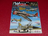 [REVUE WING MASTERS] N° 16 # MAI/JUIN 2000 AVIATION Maquettes Histoire French ed