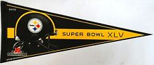 Pittsburgh Steelers Superbowl XLV AFC Champions Collectors Pennant