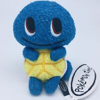 Pokémon Time Squirtle Plush Doll 2016 JAPAN Pokemon Center Authentic