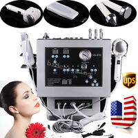 US 4in1 Diamond Dermabrasion Microdermabrasion Ultrasonic Hammer peeling Machine