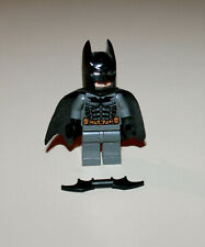 Lego Batman Minifigure 7886 Batcycle 7888 The Tumbler Dark Bluish Gray
