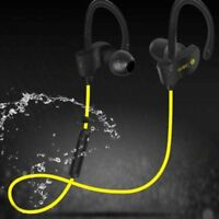4.1 Bluetooth Earphone Headset SPORT Stereo Wireless Headphone iPhone Samsung LG