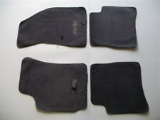 1998 1999 2000 HYUNDAI ELANTRA GRAY CARPET FLOOR MATS RUGS OEM USED SET 98 99 00