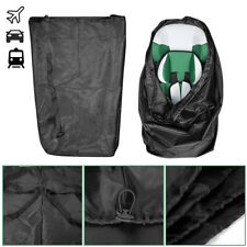 Car Seat Travel Bag Dust Cover Child Baby Infant Safety Seat Backpack Handles UK